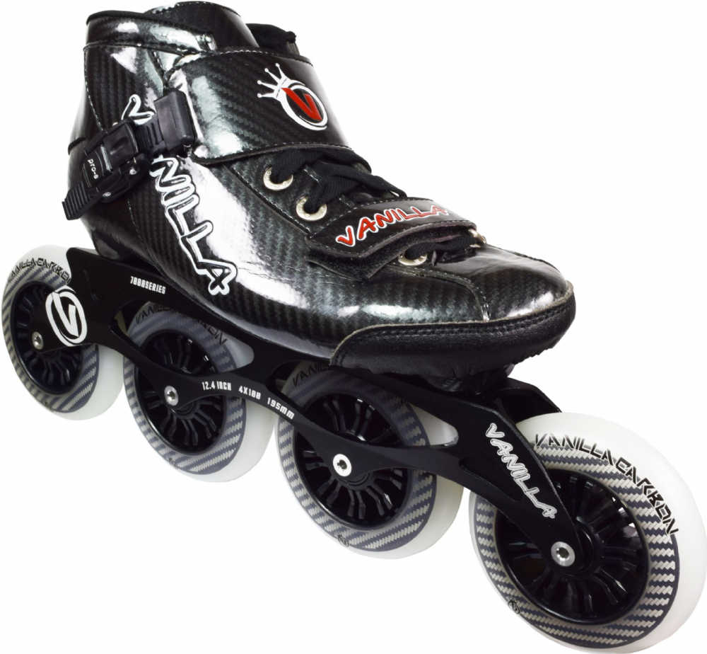 Vanilla Carbon Speed Inline Skates